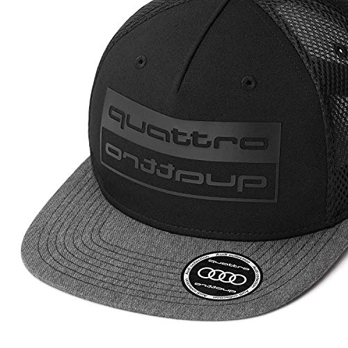Audi collection 3131900600 Quattro - Gorra: Amazon.es: Coche y moto