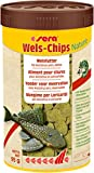 Sera Wels  Chips für raspelnde Welse (z.B. Ancistrus und L-Welse)
