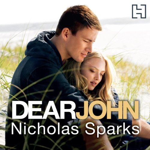 Dear John audiobook cover art