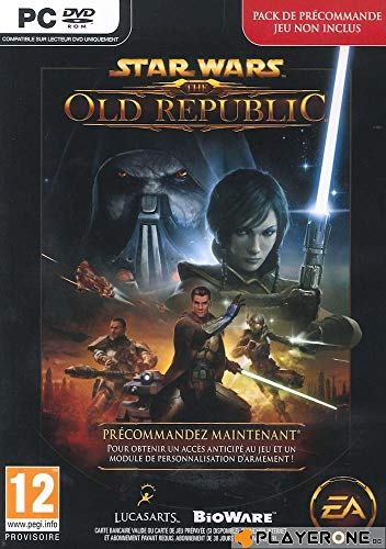Star Wars The Old Republic ( PRE-ORDER Box ) - PC Game