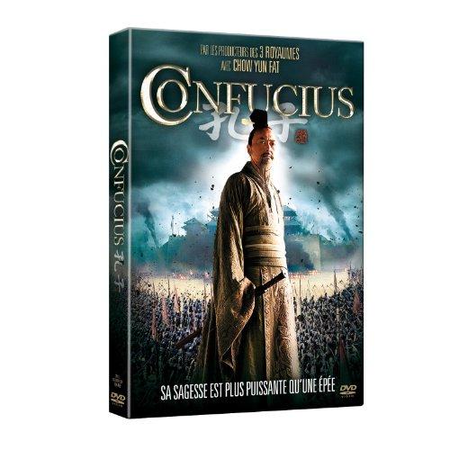 Le DVD du film chinois Confucius