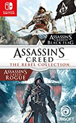 Compilation Assassin's Creed - The Rebel Collection