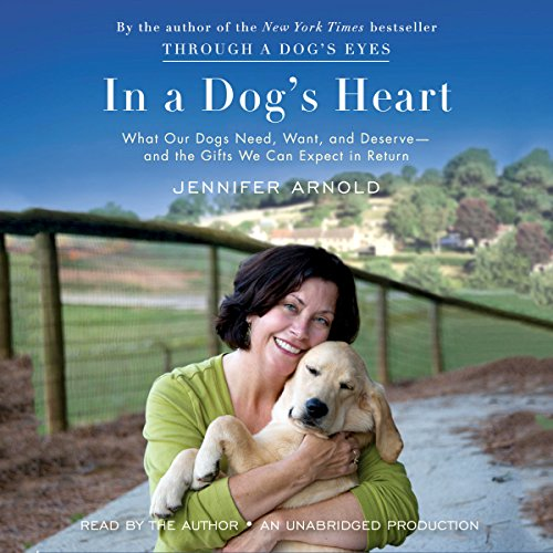 In a Dog's Heart audiobook cover art