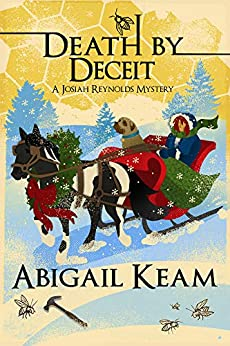 Death By Deceit: A Josiah Reynolds Mystery 13 by [Abigail Keam]
