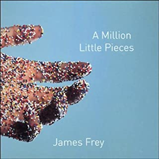 A Million Little Pieces audiobook cover art