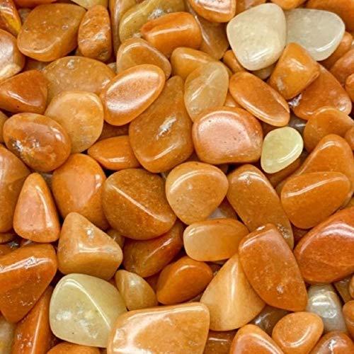 SAIBAO Forma geométrica 50G Multiuso Mini espécimen Mineral Cristal Natural Adorno de ágata Piedra de Acuario Decoración del hogar Artesanía-Red Dongling Jade