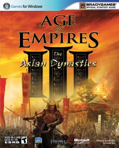 Age of Empires III: The Asian Dynasties Official Strategy Guide (Official Strategy Guides (Bradygames)) by BradyGames (2007-10-25)