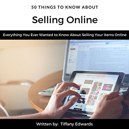 50 Things to Know About Selling Online audiobook cover art
