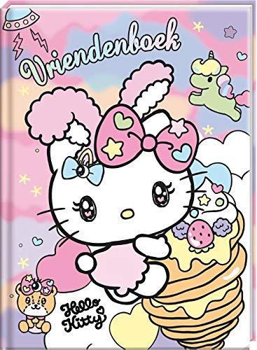 Vriendenboek Hello Kitty - SET VAN 3 - FSC MIX CREDIT