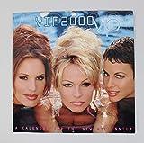 Pamela Anderson Signed VIP 2000 Calendar- 4 Other Cast Members8211; JSA