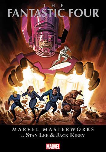 Fantastic Four Masterworks Vol. 5 (Fantastic Four (1961-1996)) (English Edition)