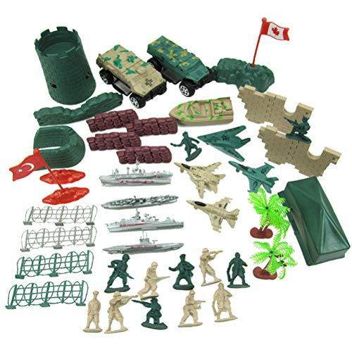 Soldados Figuras Mini Juego de Modelos de Mesa de Arena Modelo ...