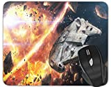 Star Wars Battleship Mouse Pad Office Mouse Pad Gaming Mouse Pad Mat Mouse Pad