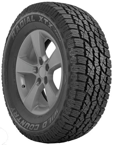 LT 275/65/20 Wild Country XTX Sport A/T Tire Load E