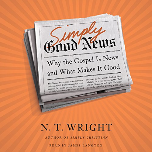 Simply Good News cover art