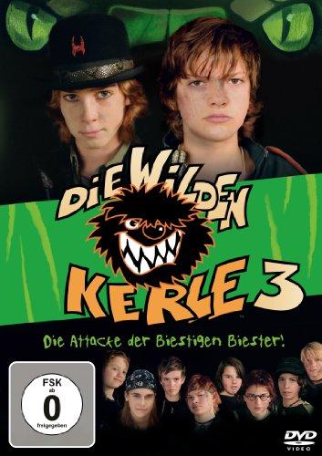 Die wilden Kerle 3 - Die Attacke der biestigen Biester! [Alemania] [DVD]