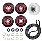 4392067 Dryer Repair Kit,PS373088 Dryer Kit,4392067RC 27-Inch Dryer Repair Kit Replacement Compatible with Whirlpool & Kenmore PS373088,AP3109602,80047,4392067VP Duet Dryer Parts W10314173