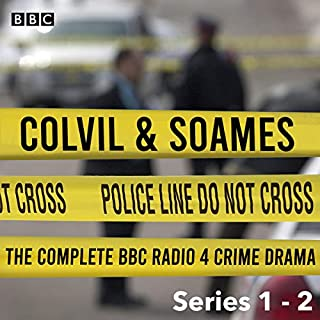 Colvil & Soames: The Complete Series 1-2 cover art