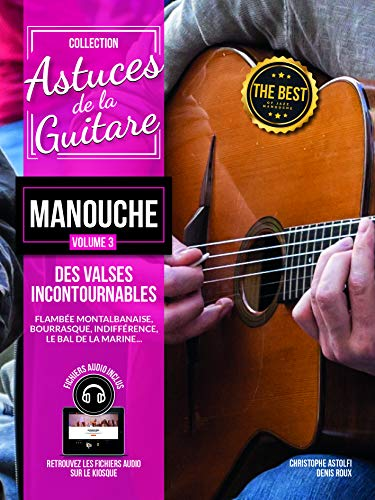 Astuces De La Guitare Manouche - Vol.3. Für Gitarre