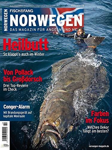 Norwegen-Magazin 14 + DVD: Das Magazin für Angeln und Meer (Norwegen Magazin: Das Magazin für Angeln und Meer)