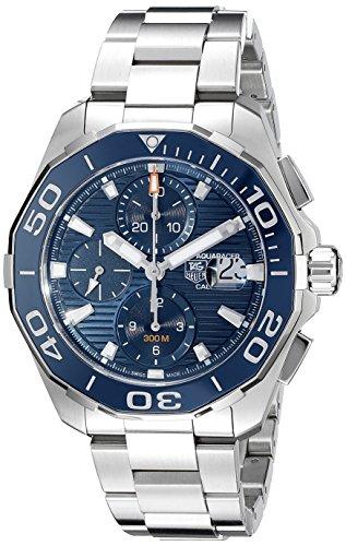 TAG Heuer Aquaracer Herren-Armbanduhr Automatik Analog CAY211B.BA0927