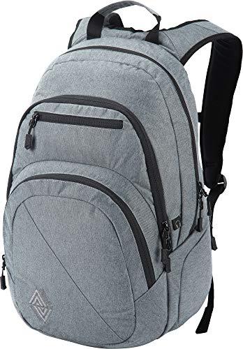 Nitro Stash Rucksack, Schulrucksack, Schoolbag, Daypack, Black Noise, 49 x 32 x 22 cm, 29 L,