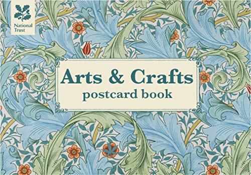 Arts & Crafts Postcard Book (National Trust Art & Illustration)