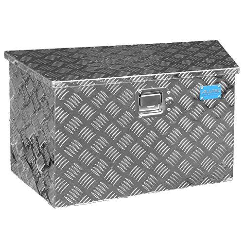 Alutec Trailer 51 42051 Transportkiste Aluminium (L x B x H) 610 x 300 x 355mm