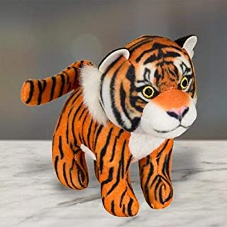 Small National Geographic Tiger Hand Toy