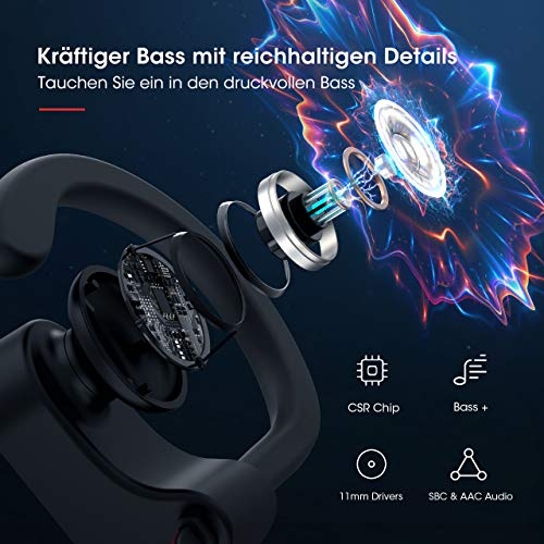 Mpow Flame Bluetooth Kopfhörer IPX7 Bild 3*