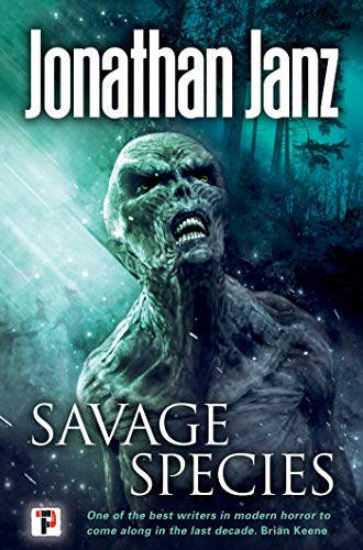 Savage Species (Fiction Without Frontiers) (English Edition)