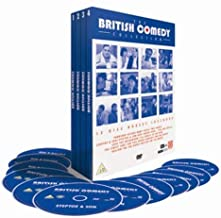 The British Comedy Collection 12 Discs