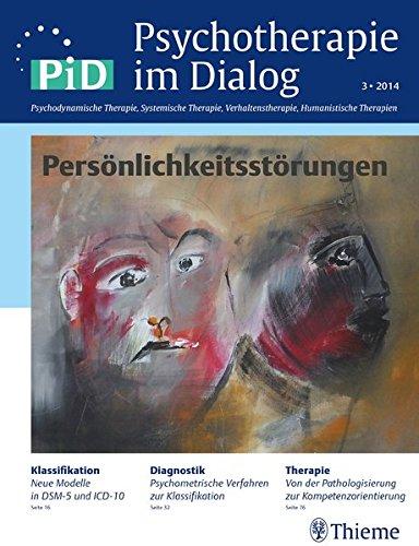 Psychotherapie im Dialog - Persönlichkeitsstörungen