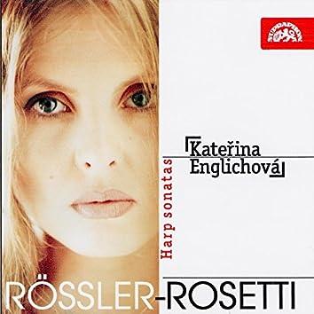 Rosetti: Harp Sonatas
