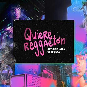 Quiere Reggaetón