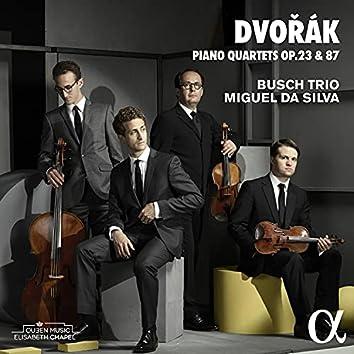 Dvořák: Piano Quartets Op. 23 & 87