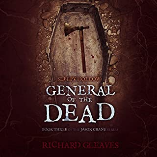 Sleepy Hollow: General of the Dead audiobook cover art