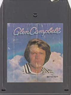 Glen Campbell: The Best of Glen Campbell - 8 Track Tape