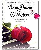 BOE7938 9783954562039 From Piano Hits - Libro de canciones para piano con pinza para partituras