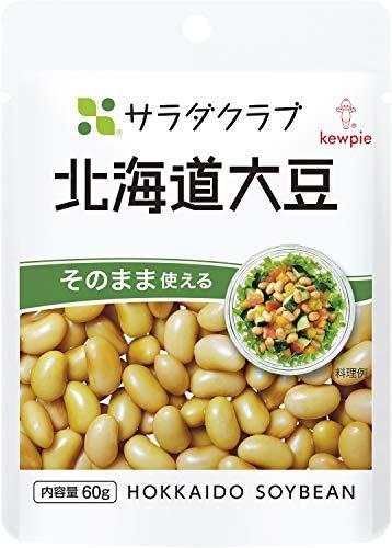 サラダクラブ 北海道大豆 60g×10個