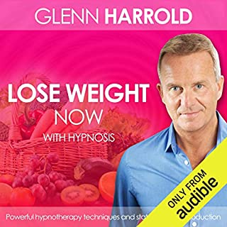 Lose Weight Now                   By:                                                                                                                                 Glenn Harrold                               Narrated by:                                                                                                                                 Glenn Harrold                      Length: 1 hr and 42 mins     116 ratings     Overall 3.6