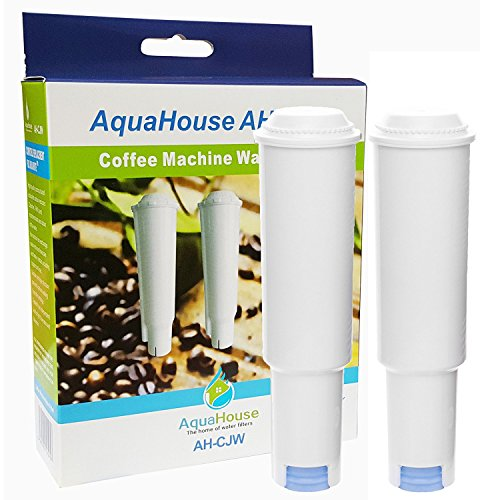 Aquahouse AH-CJW Compatibel met Jura Claris White waterfilterpatroon koffiezetapparaat