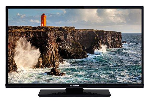 Telefunken XU55D401 140 cm (55 Zoll) Fernseher (4K Ultra HD, Smart TV, Triple Tuner)