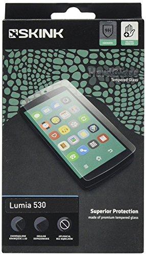 SKINK FS_HARDGLASS_L530 Hartglas Bildschirmschutz für Nokia Lumia 530