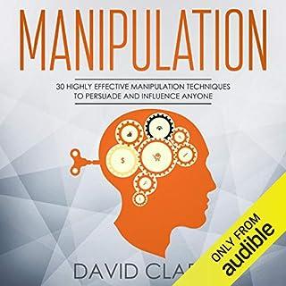 Manipulation audiobook cover art