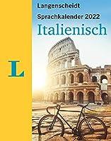 Langenscheidt Sprachkalender Italienisch 2022: Tagesabreisskalender