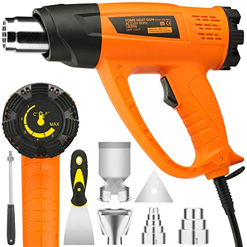 Heat Gun Variable Temperature Yome