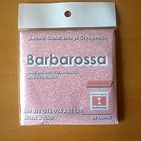 Barbarossa[バルバロッサ] エレキギター弦 BR-EB0942