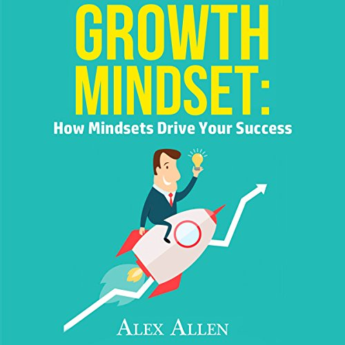 Growth Mindset audiobook cover art