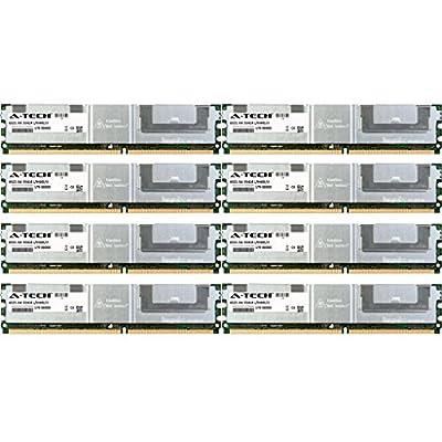 32GB KIT (8 x 4GB) for Dell Precision Workstation Series 490 690 (1KW) 690 (750W) 690n (750W) T5400 T7400. DIMM DDR2 ECC Fully Buffered PC2-5300F 667MHz Server Ram Memory. Genuine A-Tech Brand.